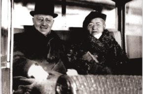 Bud's grandparents David and Annie Newman